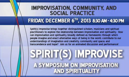 icasp_spirits_improvise_symposium_poster_6dec13